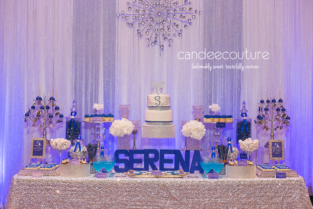 Sparkly Dessert table, sparkly sweet table, bling dessert table, sweet 16, sweet 16 dessert table, bling cake pops, bling cookies, macarons, sweet 16 party, birthday, bling cake, sweet 16 cake